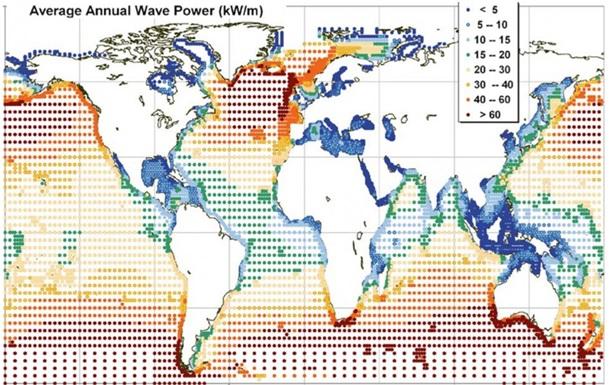 Is er een toekomst voor energie uit de oceaan?
