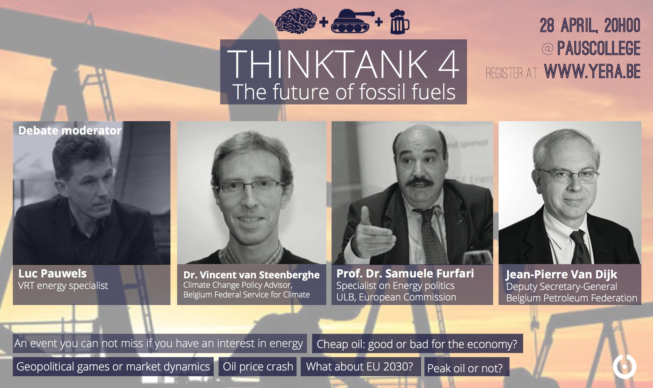 Denktank 4: the future of fossil fuels