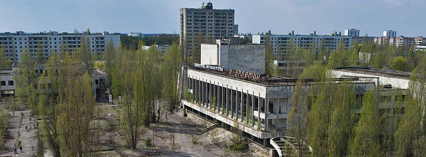 YERA goes Tsjernobyl