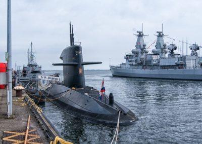 Op uranium de wereld rond: hoe nucleaire reactoren hun toepassing vinden in de scheepsvaart
