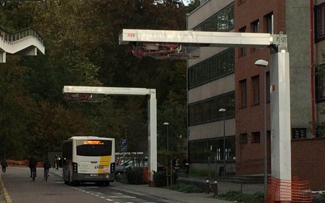 Hoe fast chargers elektrische bussen mogelijk maken