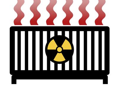 Stadsverwarming op kernenergie: gek of geniaal?