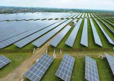 De verborgen uitstoot van zonnepanelen